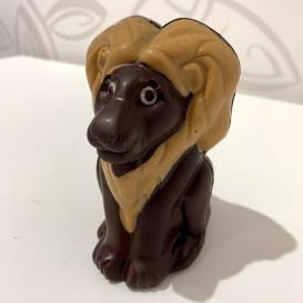 Lion en chocolat - 150g