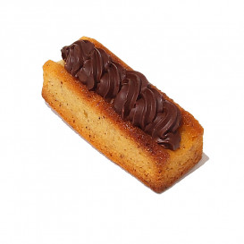 Financier noisettes chocolat Au Régal Breton