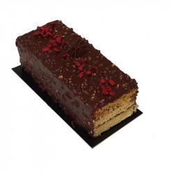 Cake framboise pistache Au Régal Breton