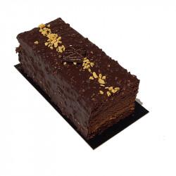 Cake passion feuilletine praliné Au Régal Breton