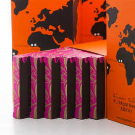 Coffret Grands Crus tablettes de chocolat Au Régal Breton