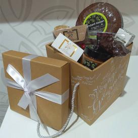Boîte gourmande Au Régal Breton, pâtisserie-chocolaterie