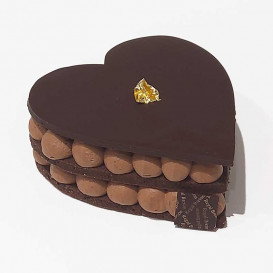 Coeur Tout Chocolat