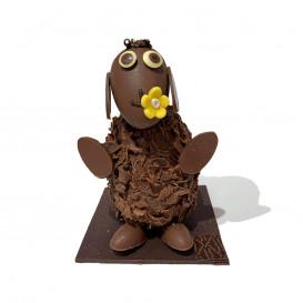 Mouton en chocolat