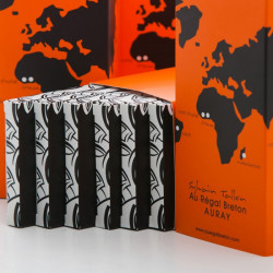 Coffret Les Bretonnes Tablettes de chocolat Au Régal Breton