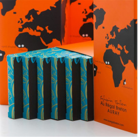 Coffret Plantation tablettes de chocolat Au Régal Breton