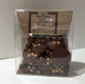 Palets éclats de caramel Au Régal Breton